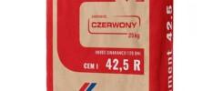 CEMENT 0CZERWONY CEMEX 42,5R Łomża