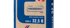CEMENT NIEBIESKI CEMEX II 32,5R Łomża